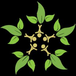 Logo humus sapiens pays d'oc permaculture