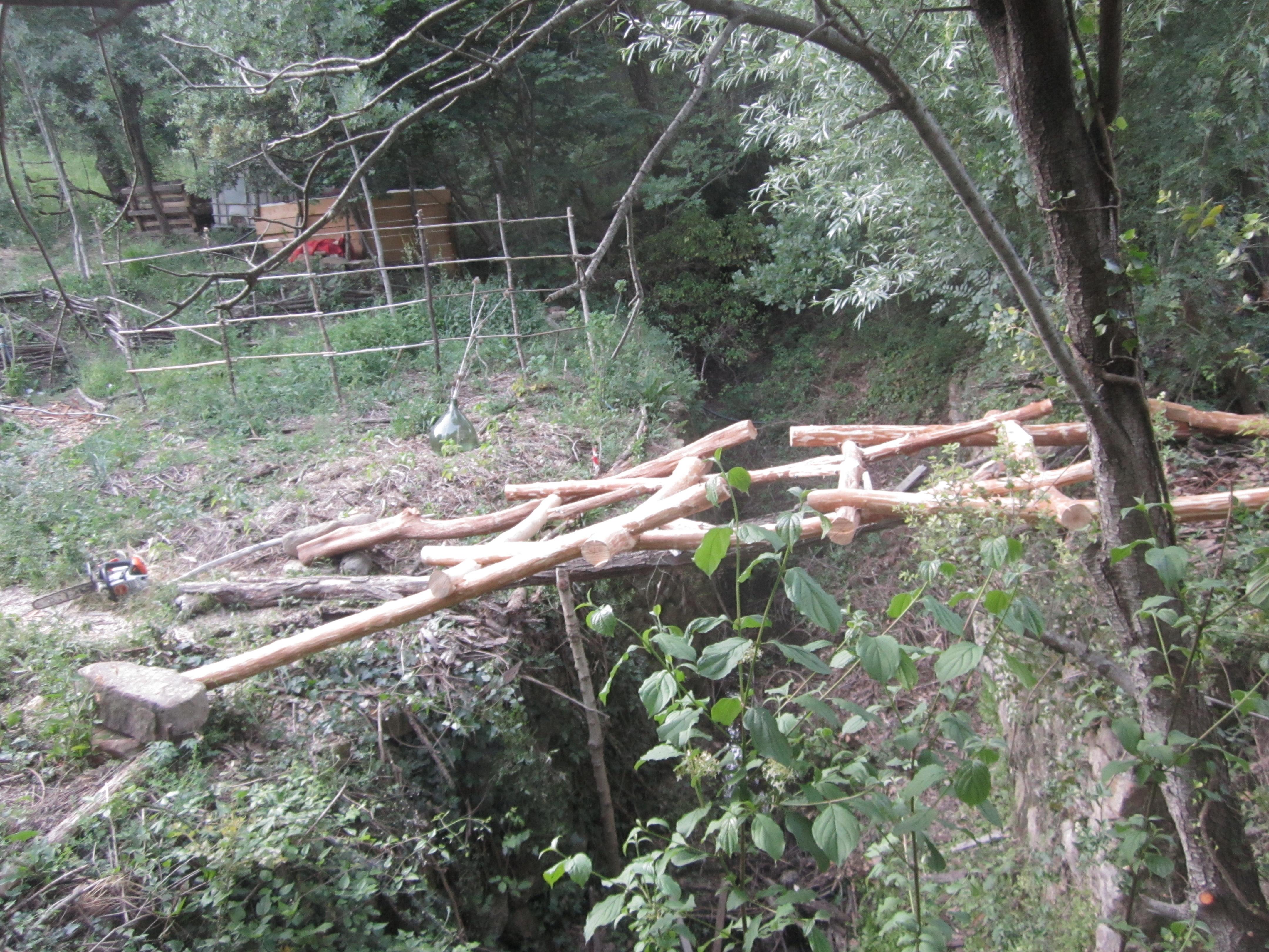 Le pont auto port de l onard de vinci humus pays d 39 oc - Pont leonard de vinci ...