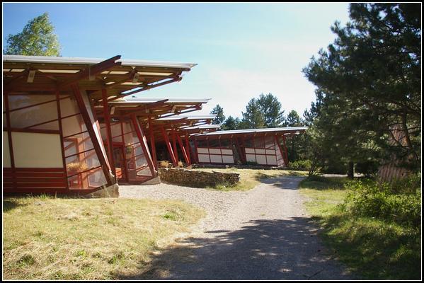 Cantercel - Site expérimental d'architecture